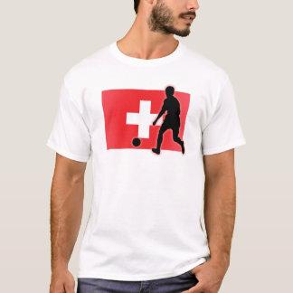 Switzerland Striker  T-Shirt