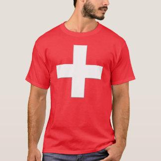Switzerland Suisse Svizzera Helvetia Switzerland T-Shirt