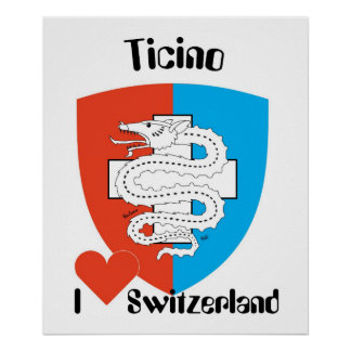 Switzerland, Suisse, Svizzera, Svizra, Switzerland Poster
