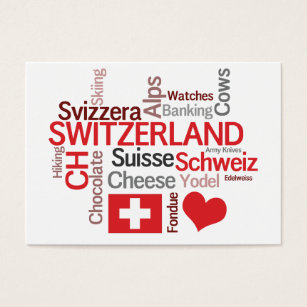 Swiss cheese business cards business card printing zazzle uk switzerland swiss theme tourism business cards colourmoves Image collections