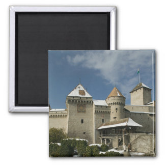 SWITZERLAND, Vaud), Swiss Riviera, MONTREUX: Square Magnet