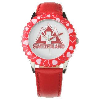 SWITZERLAND watches