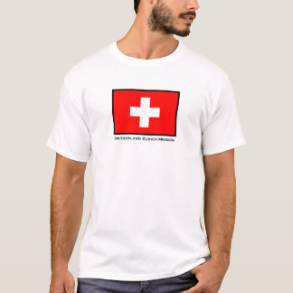 Switzerland Zurich LDS Mission T-Shirt