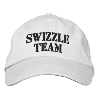 SWIZZLE TEAM EMBROIDERED HAT