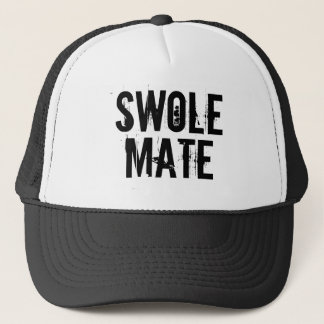 Swole Mate Trucker Hat