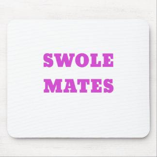 Swole Mates Mouse Pad
