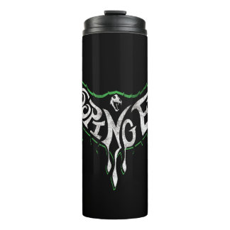 Swooping Evil Creature Graphic Thermal Tumbler