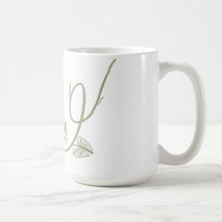 Swoopy Vine Mug