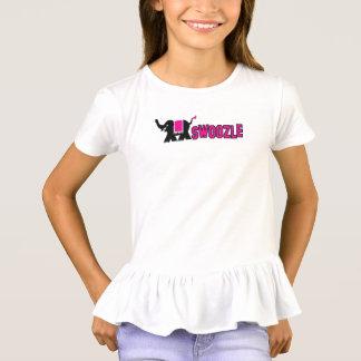 Swoozle Circus Girls' Ruffle T-Shirt