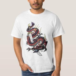 Sword and Dragon Shirts