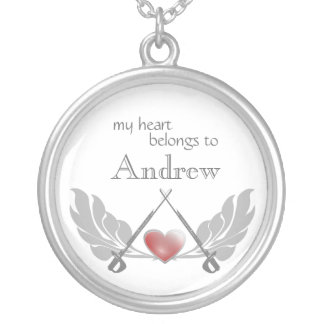 Sword and Heart Jewelry