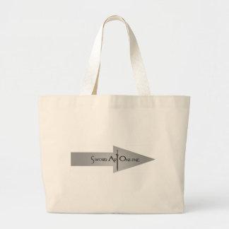 Sword Art Online Tote Bags