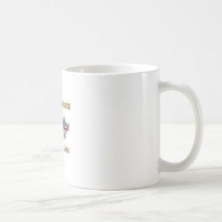 Sword Beach 1944 Basic White Mug