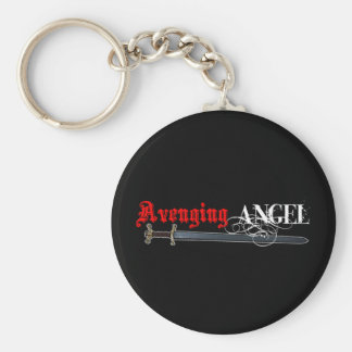 Sword of Angels Key Ring