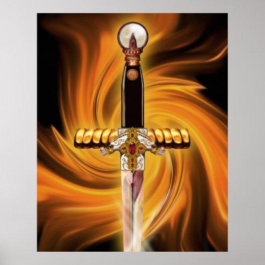 Sword Of The Spirit Poster