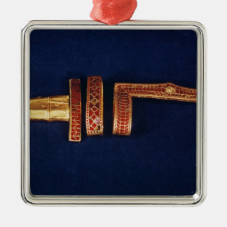 Sword ornaments from the Treasure of Childeric I