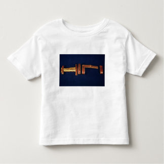 Sword ornaments from the Treasure of Childeric I ( Toddler T-Shirt