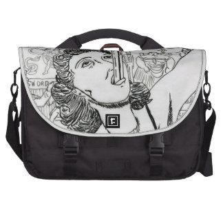 Sword Swallower Commuter Bag