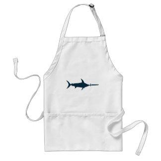 Swordfish Apron