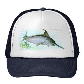 Swordfish Mesh Hat