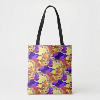 Swordfish in the sea tote bag