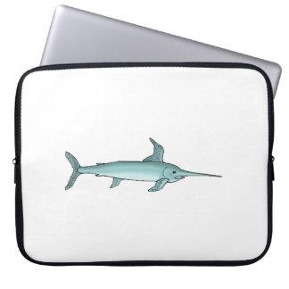 Swordfish Laptop Computer Sleeves