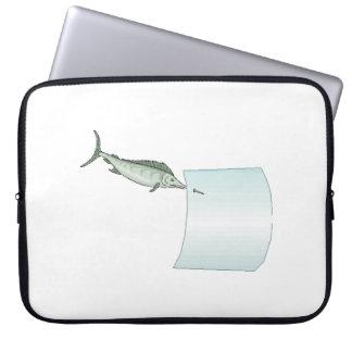 Swordfish Computer Sleeves