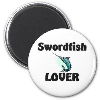Swordfish Lover Refrigerator Magnets