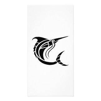 Swordfish Picture Card