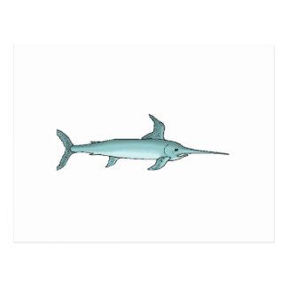 Swordfish Post Cards