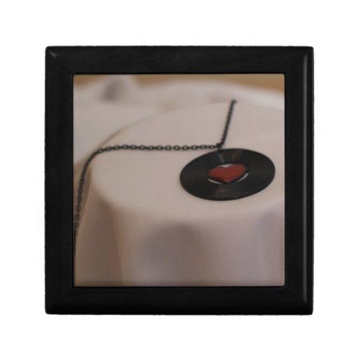 SY Accessories necklaces Keepsake Boxes