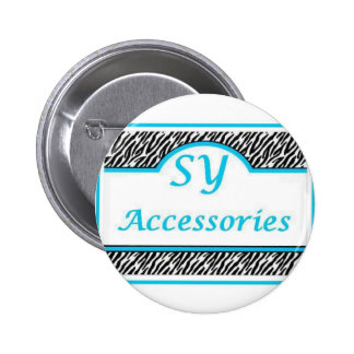 SY Acessories Logo Buttons