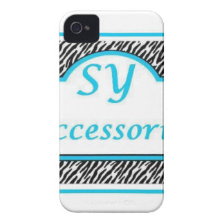 SY Acessories Logo iPhone 4 Cases