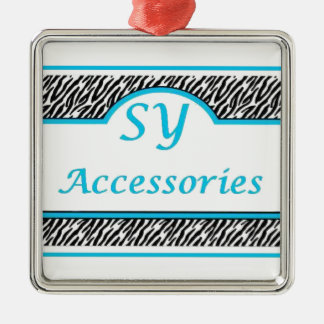 SY Acessories Logo Christmas Tree Ornament
