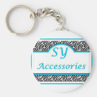 SY Acessories Logo Key Chain
