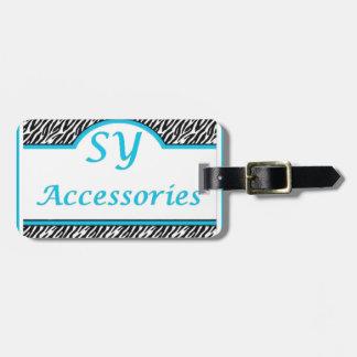 SY Acessories Logo Bag Tag