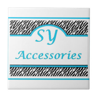 SY Acessories Logo Tile