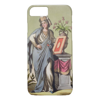 Sybil of Cumae, No. 16 from 'Antique Rome', engrav iPhone 8/7 Case