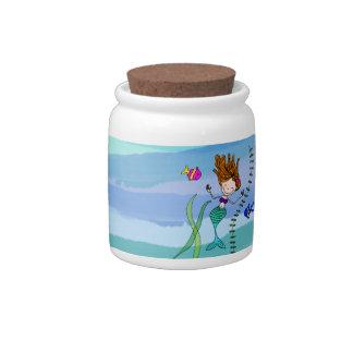 Sybil Candy Jar
