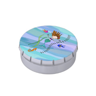 Sybil Jelly Belly Candy Tins