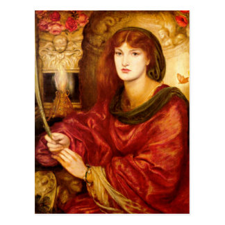 Sybilla Palmifella The Soul s Beauty Postcard