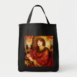 Sybilla Palmifella (The Soul's Beauty) Grocery Tote Bag
