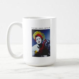 "Sybil's ""Good night, Listeners.."" Mug"