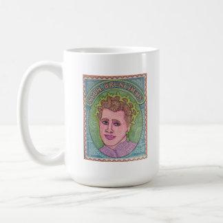 Sybil's Postage Stamp Mug..... Coffee Mug
