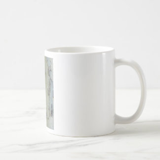 Sycamore Bark Basic White Mug