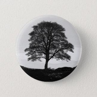 Sycamore Gap Button Badge