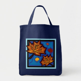 Sycamore Leaves Tote Bag