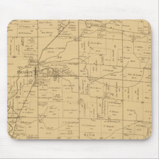 Sycamore, Ohio Mouse Mat