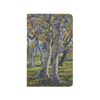 """""""Sycamores in the Fall"""" Notebook"""