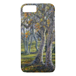 """""""Sycamores in the Fall"""" Phone Case"""